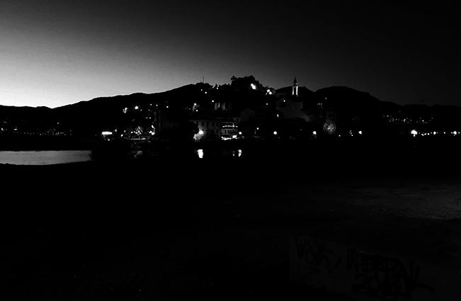Nuit Ventemiglia © catherine peillon